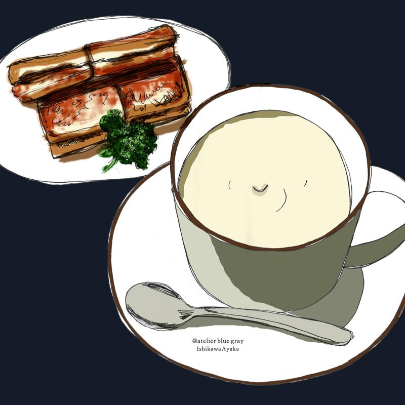 Cafe-Esquisse